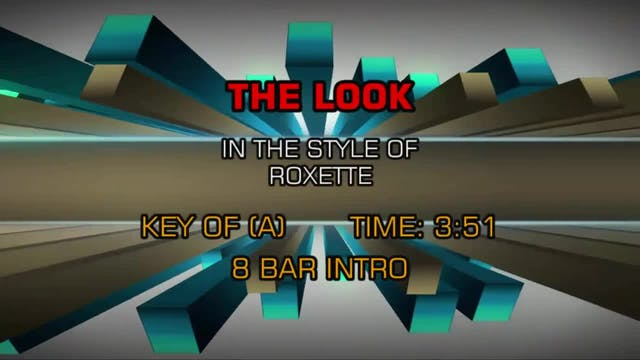 Roxette - Look, The