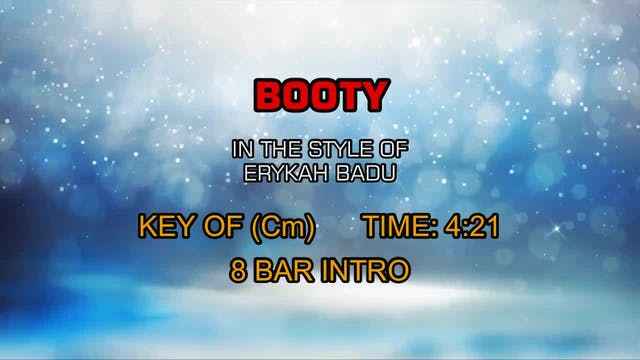 Erykah Badu - Booty