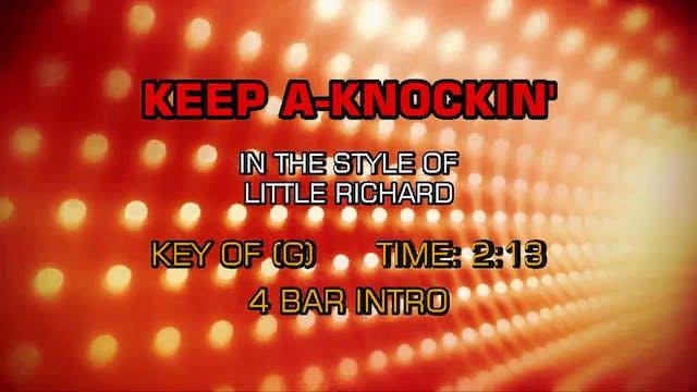 Little Richard - Keep A-Knockin'