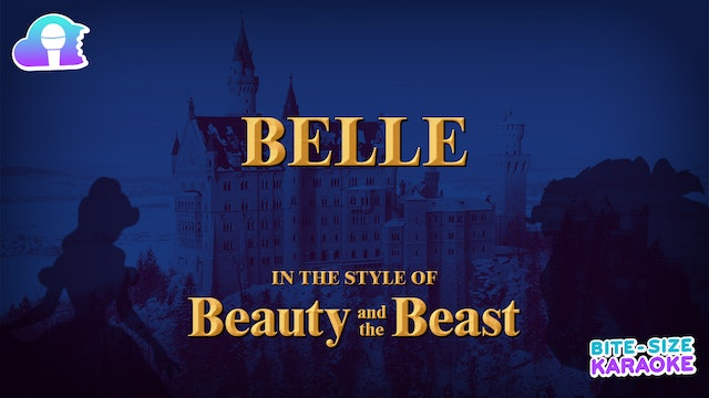BSK - Beauty And The Beast - Belle
