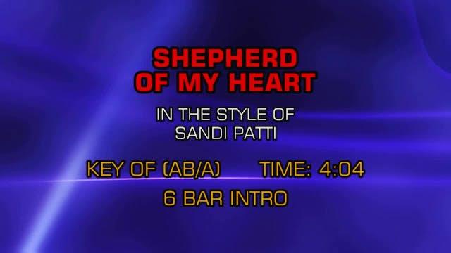 Sandi Patti - Shepherd Of My Heart