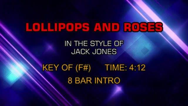 Jack Jones - Lollipops And Roses