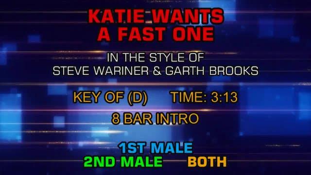 Steve Wariner ftg. Garth Brooks - Kat...
