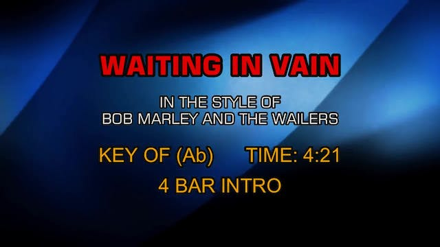 Bob Marley And The Wailers - Waiting ...
