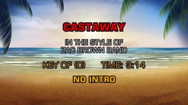 Zac Brown Band - Castaway