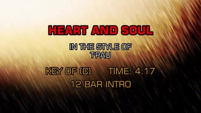 T-Pau - Heart And Soul