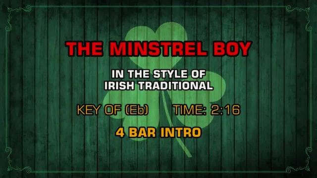 Irish Traditional - The Minstrel Boy