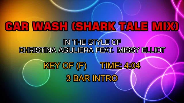 Christina Aguilera Ftg. Missy Elliott...