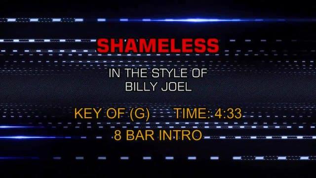 Billy Joel - Shameless