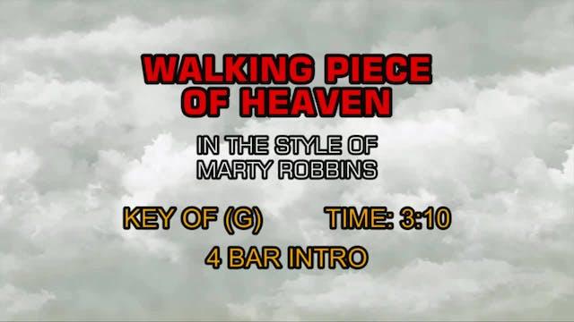 Marty Robbins - Walking Piece Of Heaven