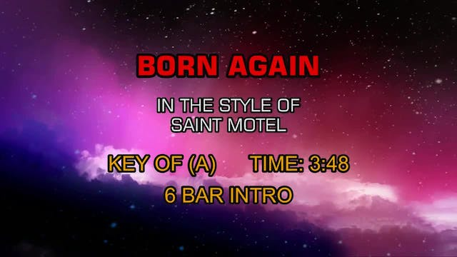 Saint Motel - Born Again