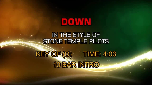 Stone Temple Pilots - Down