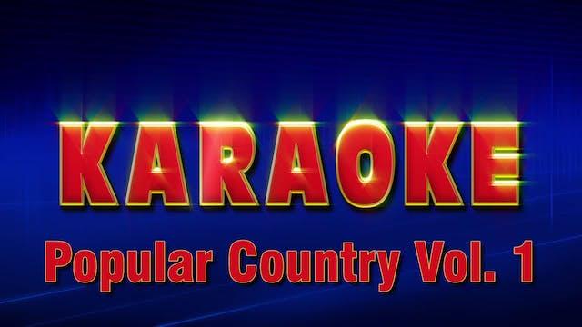 Lightning Round Karaoke - Popular Cou...