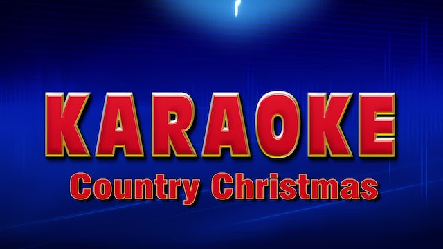 Lightning Round Karaoke - Country Christmas
