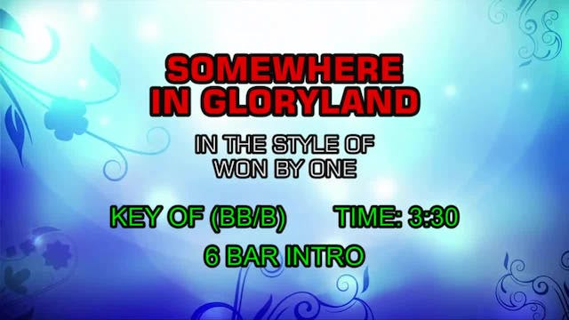 Won By Won - Somewhere In Gloryland