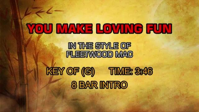 Fleetwood Mac -You Make Loving Fun