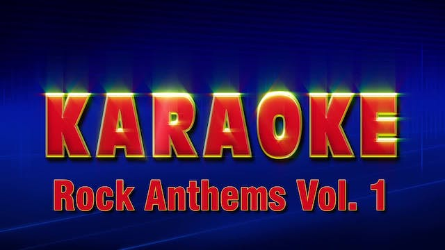 Lightning Round Karaoke - Rock Anthem...