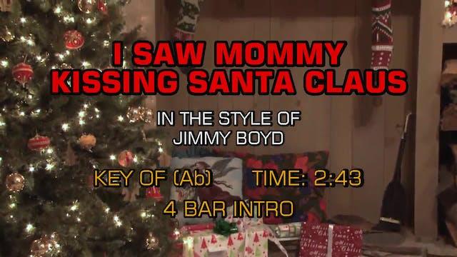 Jimmy Boyd - I Saw Mommy Kissing Sant...