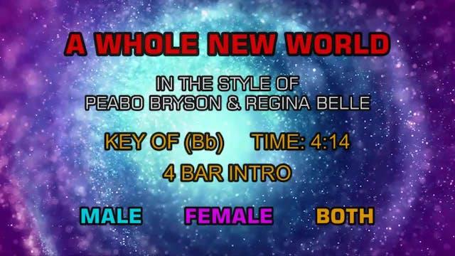 Peabo Bryson and Regina Belle - A Who...