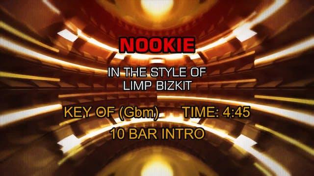 Limp Bizkit - Nookie