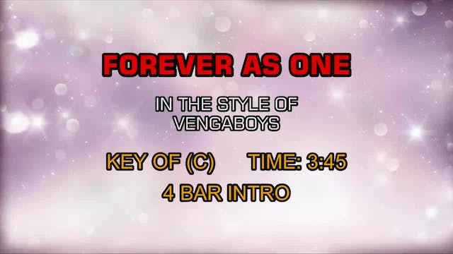 Vengaboys - Forever As One
