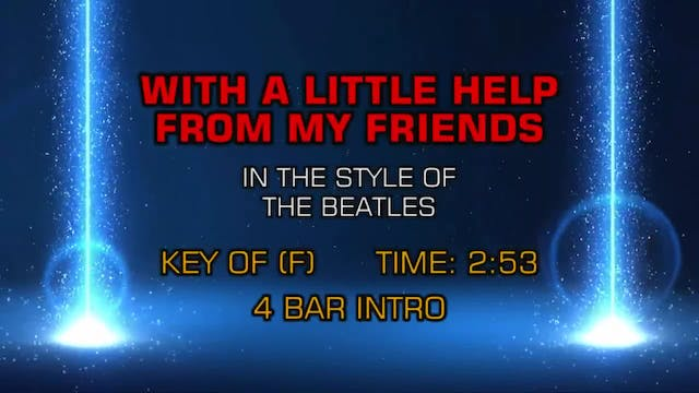 The Beatles - With A Little Help From...