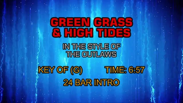 Outlaws, The - Green Grass & High Tides