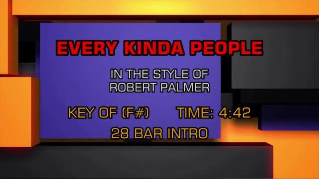 Robert Palmer - Every Kinda People