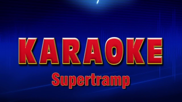 Lightning Round Karaoke - Supertramp