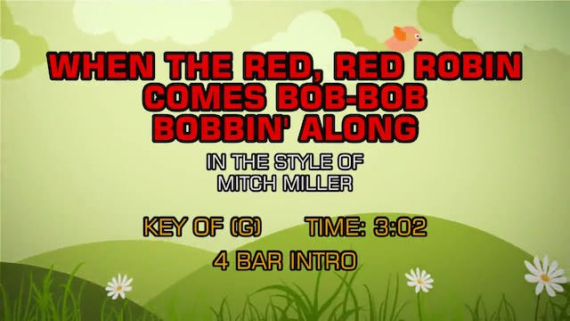 Mitch Miller - When The Red, Red Robi...