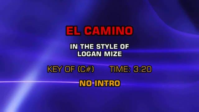 Logan Mize - El Camino