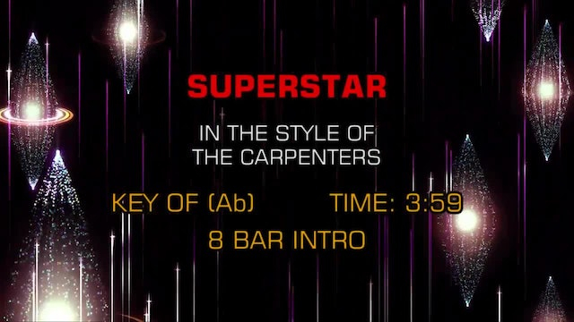Carpenters, The - Superstar