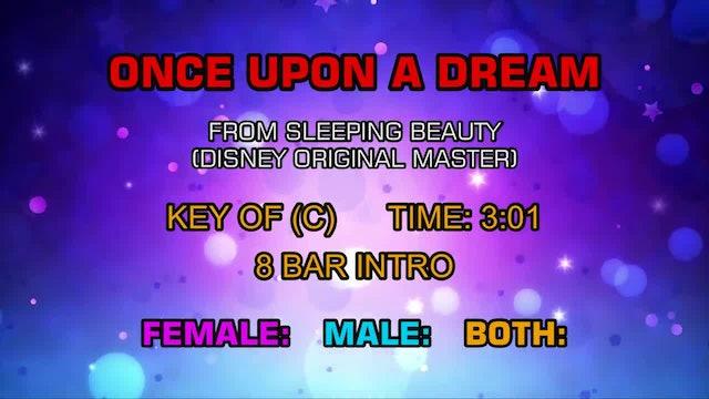 Sleeping Beauty (Disney Original Master) - Once Upon A Dream