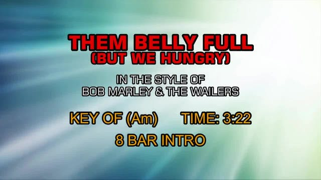 Bob Marley And The Wailers - Them Bel...