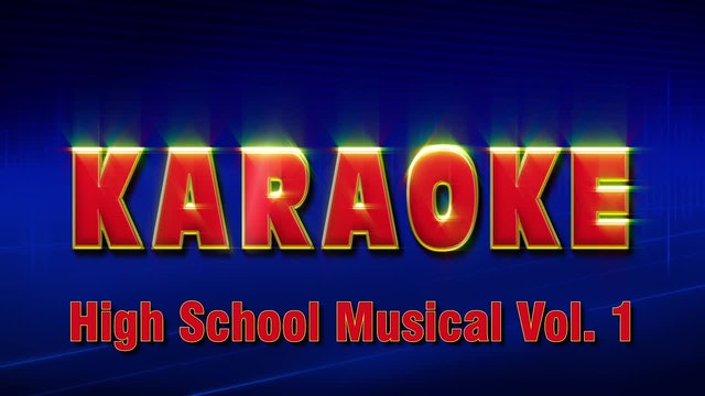 Lightning Round Karaoke - High School Musical Vol. 1