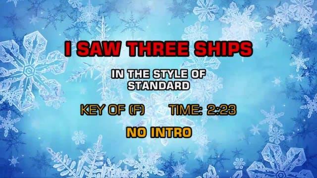 Traditional Christmas ITSO I Saw Thre...
