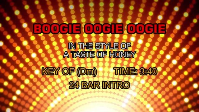 A Taste Of Honey - Boogie Oogie Oogie