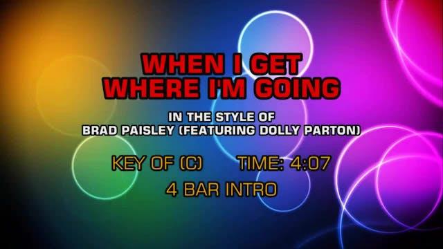 Brad Paisley ftg. Dolly Parton - When...