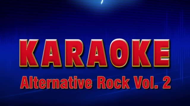 Lightning Round Karaoke - Alternative Vol. 1
