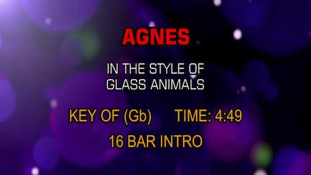 Glass Animals - Agnes