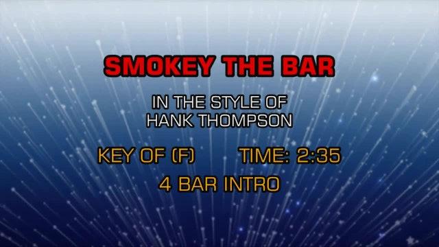 Hank Thompson - Smoky The Bar