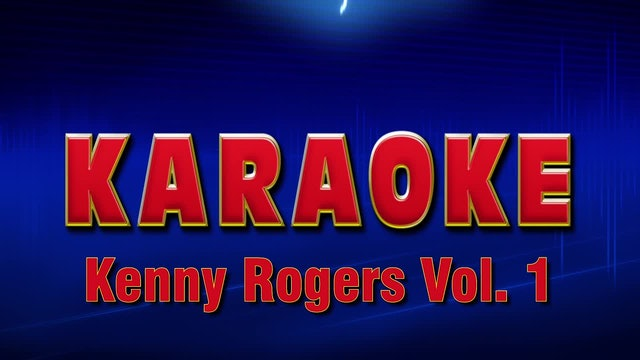 Lightning Round Karaoke - Kenny Rogers Vol. 1