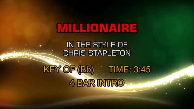 Chris Stapleton - Millionaire