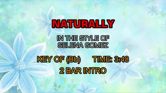 Selena Gomez & The Scene - Naturally