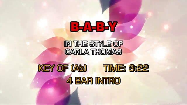Carla Thomas - B-A-B-Y