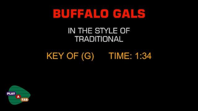 Standard - Buffalo Gals - Play A Tab