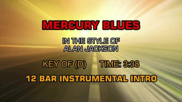 Alan Jackson - Mercury Blues