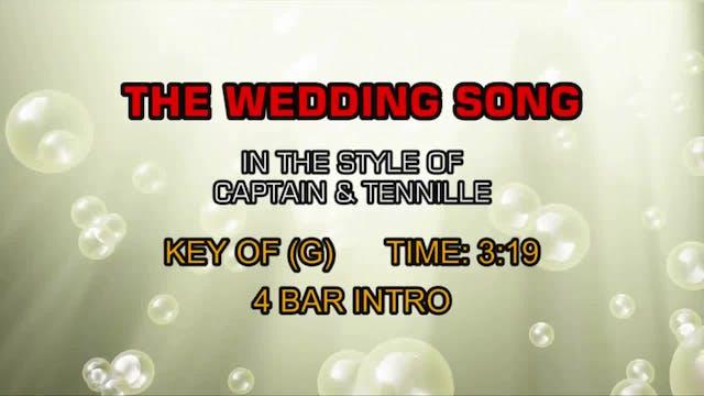 Captain & Tennille - Wedding Song, The