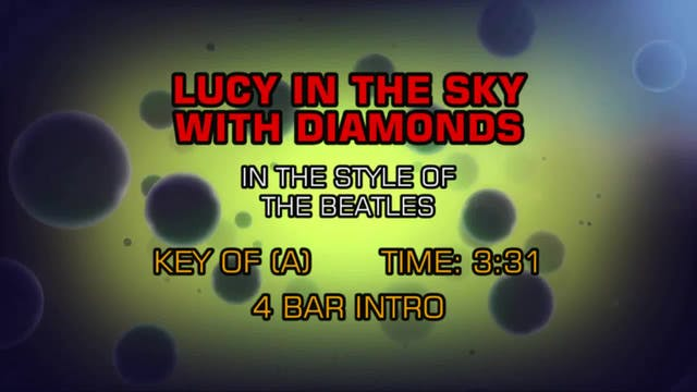 The Beatles - Lucy In The Sky With Di...