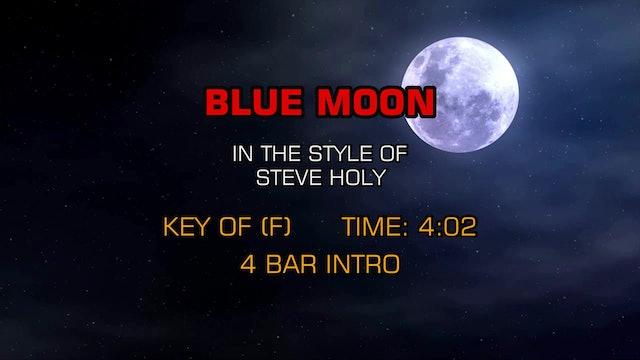 Steve Holy - Blue Moon